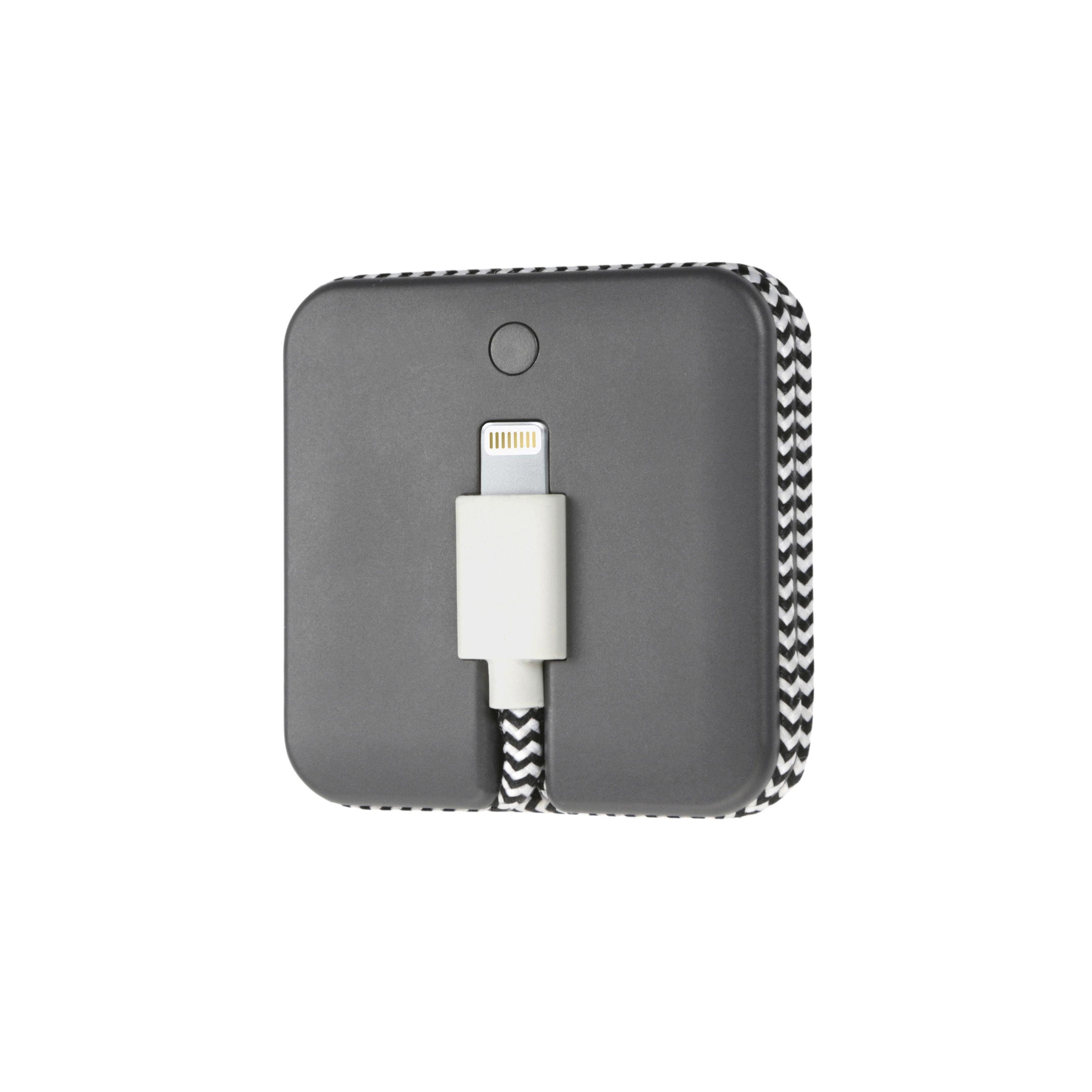 KIT MFI Lightning iPhone Mains Charger EU
