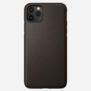Nomad Active Rugged Case til iPhone 11 Pro Max - Brun