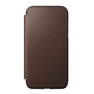 Nomad Rugged Folio til iPhone 11 - Brun