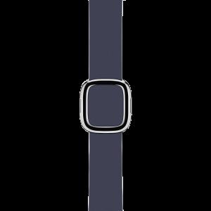 Apple Modern Buckle  38 mm - blå - Small