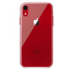 Apple Clear-deksel til iPhone XR