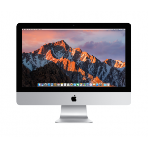 iMac 21,5-tommer 2,3 GHz i5 med 1 TB harddisk