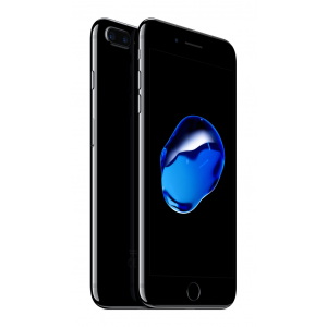 iPhone 7 Plus 256 GB i gagatsvart