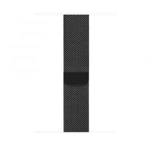 Apple Milanese Loop 44 mm - stellarsvart