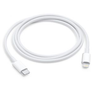 Apple Lightning til USB-C-kabel (1 m)