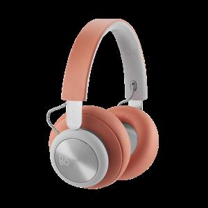 B&O BeoPlay H4 hodetelefoner - mandarin-oransje