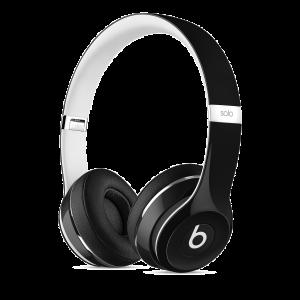 Beats Solo2 Luxe Edition - svart