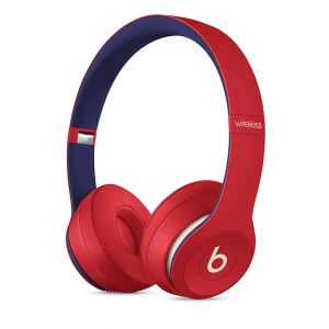 Beats Solo3 trådløse hodetelefoner - Club Collection -Club Red