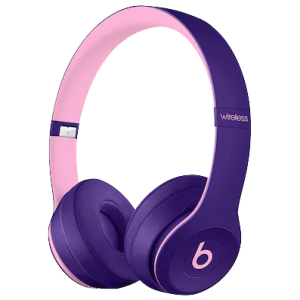 Beats Solo3 Pop Trådløse hodetelefoner - Lilla