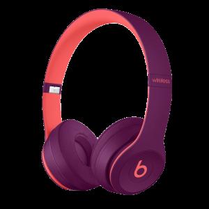 Beats Solo3 Pop Trådløse hodetelefoner - Magenta