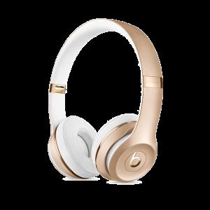 Beats Solo3 trådløse hodetelefoner - gull