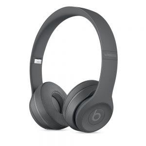 Beats Solo3 trådløse åpne hodetelefoner – Neighborhood Collection – koksgrå