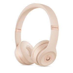 Beats Solo3 trådløse hodetelefoner - matt gull