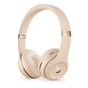 Beats Solo3 Icon Collection trådløse hodetelefoner – glanset gull