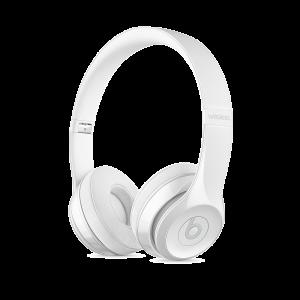 Beats Solo3 trådløse hodetelefoner - blank hvit