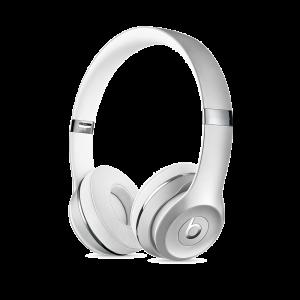 Beats Solo3 trådløse hodetelefoner - sølv
