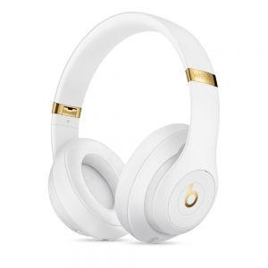 Beats Studio3 trådløse lukkede hodetelefoner – hvit
