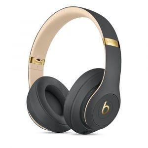 Beats Studio3 trådløse lukkede hodetelefoner – sval grå