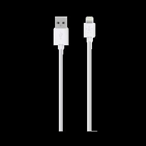Belkin 1,2m MIXIT↑ USB til Lightning-kabel hvit