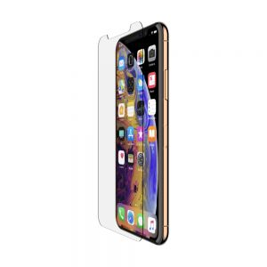 Belkin InvisiGlass Ultra skjermbeskytter for iPhone 11 Pro Max og iPhone XS Max