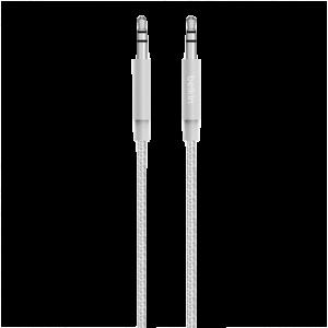 Belkin MIXIT↑ Metallic 3,5 mm audiokabel Sølv