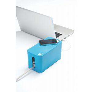 BlueLounge CableBox mini - blå