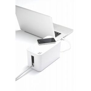 BlueLounge CableBox mini - hvit