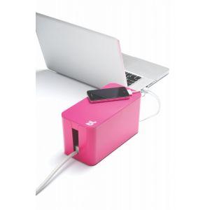 BlueLounge CableBox mini - rosa