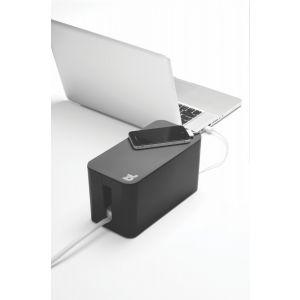 BlueLounge CableBox mini - svart