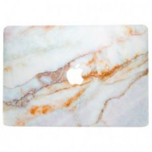Marblessed dekal til MacBook Air 11-tommer vanilje