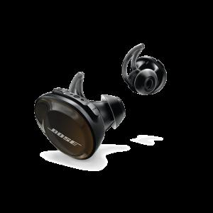 Bose SoundSport Free helt trådløse ørepropper - svart