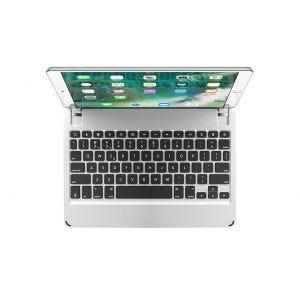 Brydge tastaturdeksel til iPad Pro 10,5-tommer - sølv