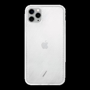 Native Union Clic View-deksel til iPhone 11 Pro Max - Frostet