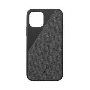 Native Union Clic Canvas til iPhone 11 - Svart