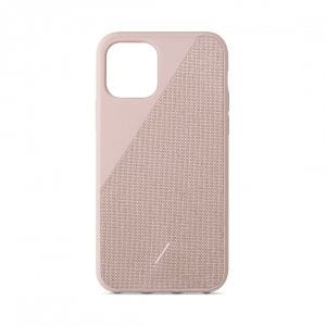Native Union Clic Canvas til iPhone 11 Pro - Rosa