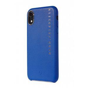 Decoded iPhone Xr Skinndeksel - Blå