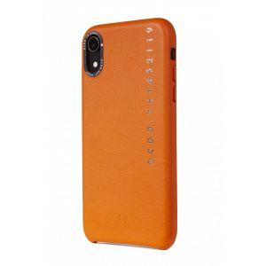 Decoded iPhone Xr Skinndeksel - Oransje