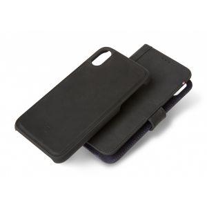 Decoded lommeboketui 2-i-1 til iPhone XS Max - svart
