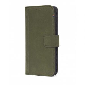 Decoded lommeboketui til iPhone XS - grønn