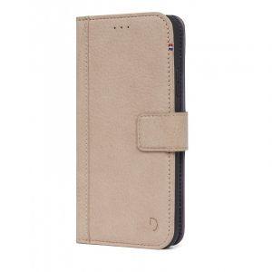 Decoded lommeboketui til iPhone XS - naturlig