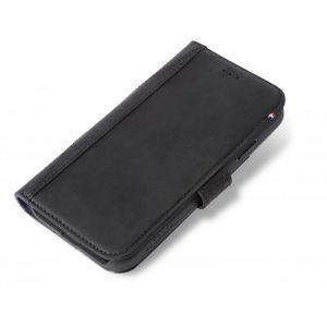 Decoded lommeboketui til iPhone XR - svart