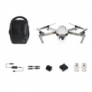 DJI Mavic Pro Platinum kameradrone Fly More Combo
