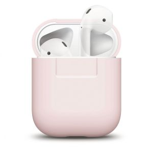 Elago silikondeksel til AirPods - rosa