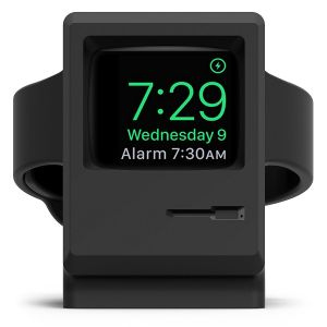 Elago W3 docking til Apple Watch - svart