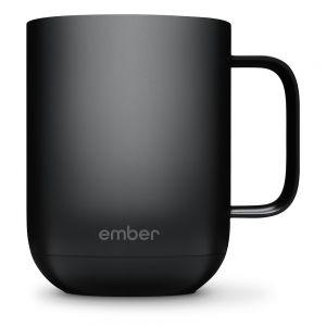 Ember kopp med temperaturkontroll (Svart)