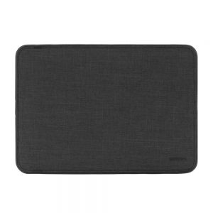 Incase ICON Sleeve med Woolenex-materiale for 15-tommers MacBook Pro – Thunderbolt 3-port (USB-C) - Grå