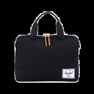 Herschel Hudson Messenger Bag svart