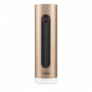 Netatmo Welcome Home kamera med ansiktsgjenkjenning