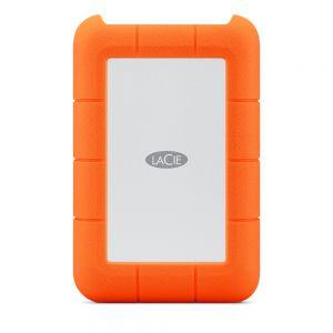 LaCie Rugged RAID Pro bærbar harddisk - 4 TB
