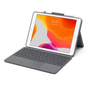 Logitech iPad Air 10,5-tommer Combo Touch